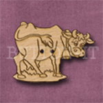 165 Cow 41mm x 30mm