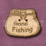 189 Fishing Creel 32mm x 25mm