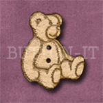 199 Teddy Bear 25mm x 30mm