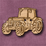 204 Tractor 36mm x 25mm