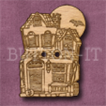 209 Haunted House 25mm x 35mm