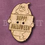 216 Halloween Ghost 24mm x 35mm