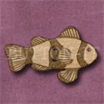 229 Fish 41mm x 25mm
