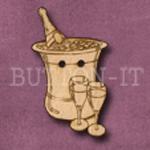 248 Champagne Bucket 20mm x 35mm