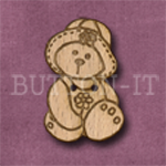 279 Teddy Bear 20mm x 30mm