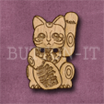 280 Lucky Cat 20mm x 30mm