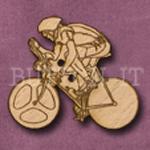 298 Cyclist 35mm x 30mm