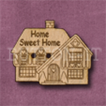 317 Home Sweet Home 31mm x 24mm