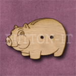338 Piggy Bank 32mm x 22mm