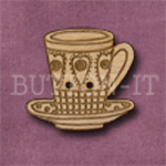 341 Cup & Saucer 27mm x 25mm