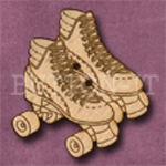 371 Roller Skates 33mm x 36mm