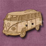 379 VW Campervan 35mm x 24mm