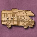 386 Campervan 39mm x 23mm