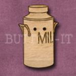 408 Milk Churn 21mm x 33mm