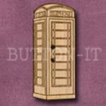 469 Telephone Box 17mm x 38mm