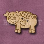 493 Pig 32mm x 21mm