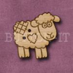 494 Sheep 26mm x 26mm