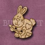 497 Rabbit 24mm x 30mm