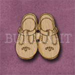508 Baby Shoes 24mm x 25mm