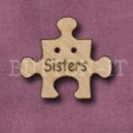 575 Jigsaw Sisters 28mm x 25mm