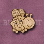 594 Bee 23mm x 22mm