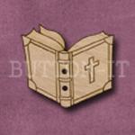 608 Open Bible 31mm x 26mm
