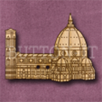 638 Florence Cathedral 43mm x 33mm