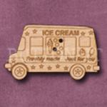 665 Ice Cream Van 42mm x 24mm