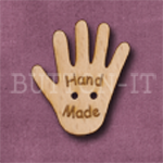 703 Hand Made Hand 25mm x 28mm