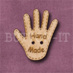 704 Stitched Hand Made Hand 25mm x 28mm