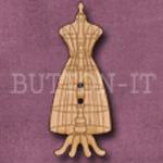716 Dress Form 18mm x 46mm