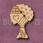 746 Patchwork Tree 23mm x 33mm