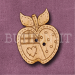 749 Patchwork Apple 23mm x 30mm