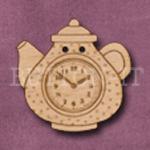 765 Teapot Clock 31mm x 30mm