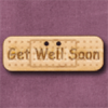 784 Get Well Soon Plaster 39mm x 14mm