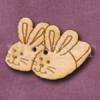 788 Rabbit Slippers 35mm x 26mm