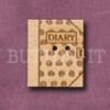 790 Diary 21mm x 25mm