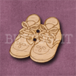 805 Baby's Shoes 28mm x 26mm