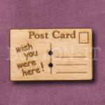 813 Post Card 32mm x 28mm