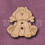 827 Dog with Bone 28mm x 28mm