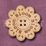 836 Bloom Flower 29mm x 30mm