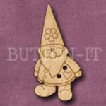 850 Garden Gnome 19mm x 36mm