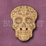904 Sugar Skull 24mm x 31mm