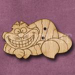 927 Cheshire Cat 38mm x 22mm