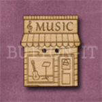 950 Music Shop 23mm x 28mm