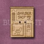 952 Barber Shop 21mm x 28mm