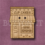 955 Cake Shop 23mm x 28mm
