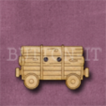 982 Log Wagon 28mm x 17mm