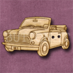 989 Mini Cabriolet 40mm x 23mm