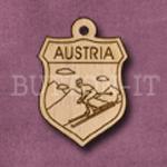 Austria Charm 22mm x 31mm